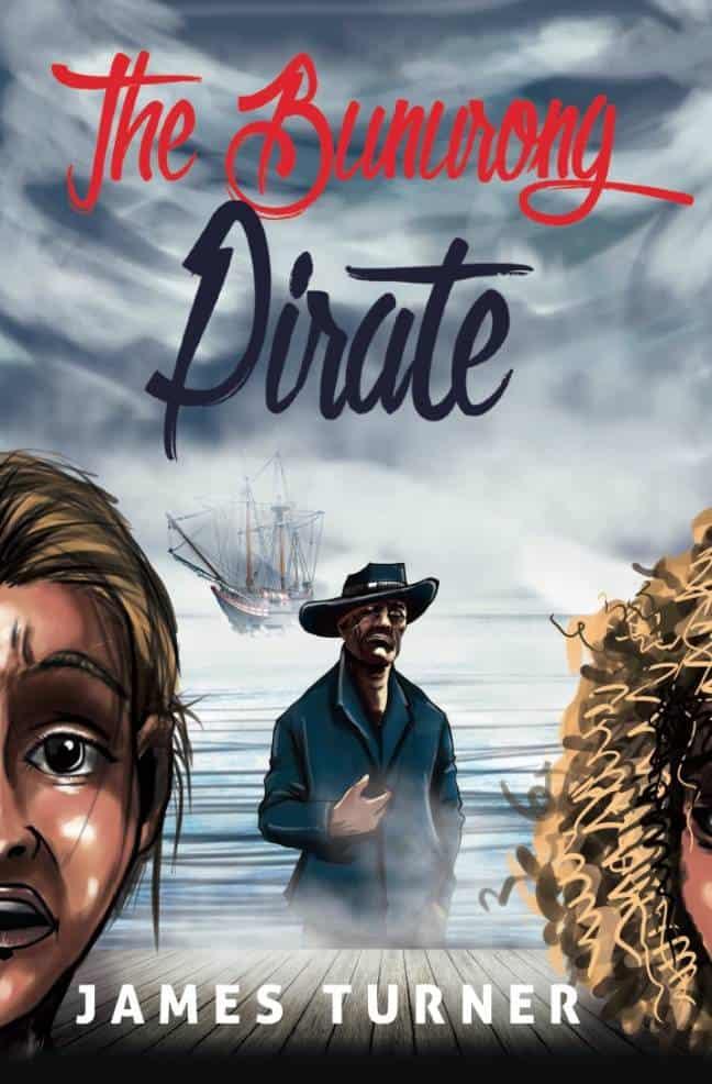 Bunurong Pirate, book printing on demand melbourne, self publishing