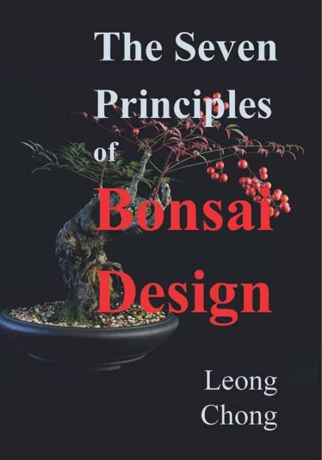 The Seven Principles of Bonsai Design Book Cover