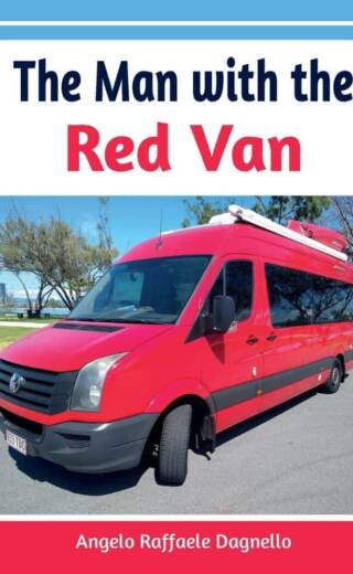 The Man With The Red Van