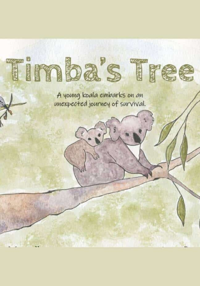 Timba's Tree Books Online Cover