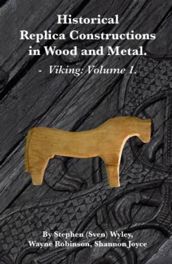 Historic Viking Replicas book cover
