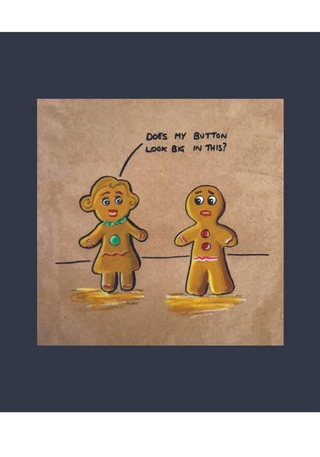 The Sandwich Bag Dad Cartoon 4