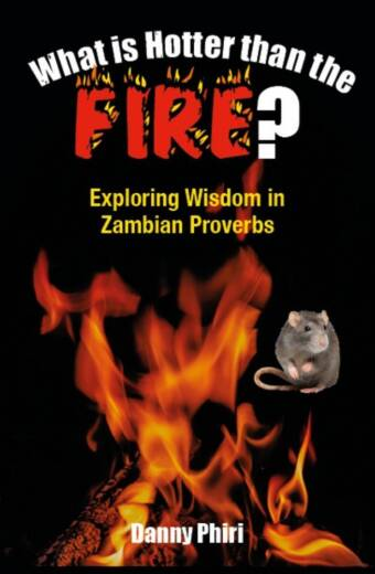 What is Hotter Than the Fire Book Cover